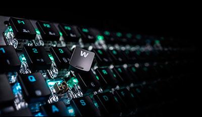 виды клавиатур